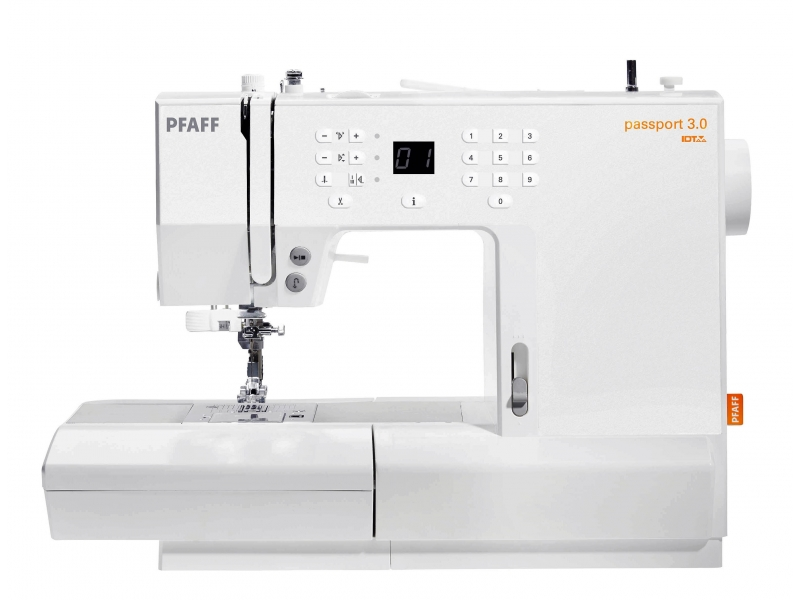 Pfaff Passport 3.0
